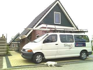 オランダに無事到着